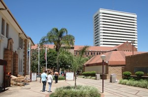 Campus der University of Pretoria