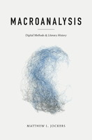 Cover von Matthew Jockers: Macroanalysis
